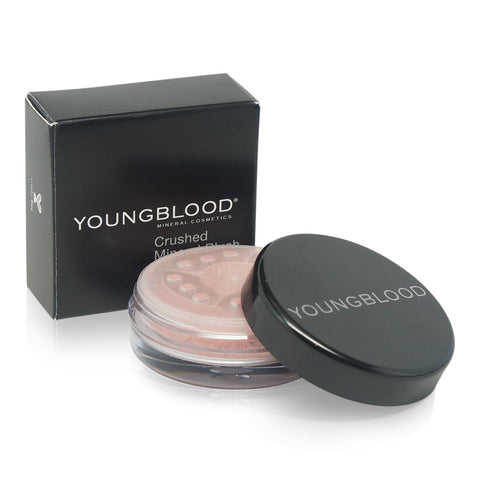 YOUNGBLOOD ~ CRUSHED MINERAL BLUSH -TULIP
