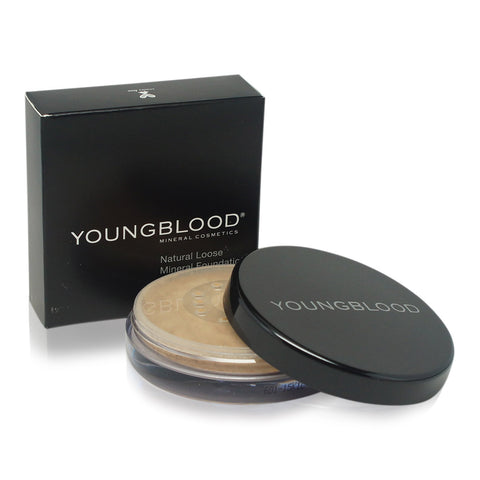 YOUNGBLOOD ~ LOOSE MINERAL FOUNDATION-NEUTRAL