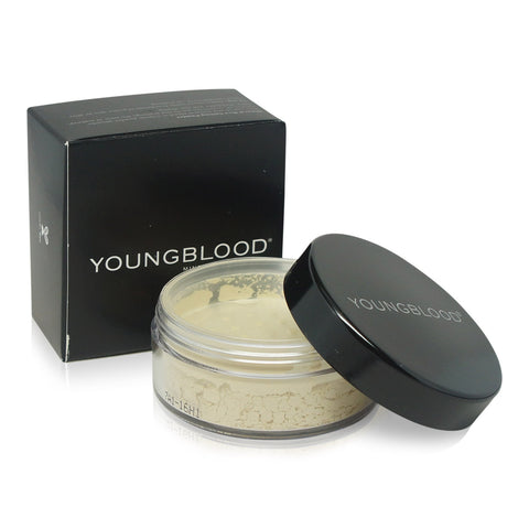YOUNGBLOOD ~ LOOSE MINERAL RICE POWDER-LIGHT