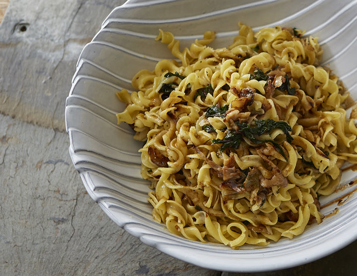 sunchoke pasta recipe card