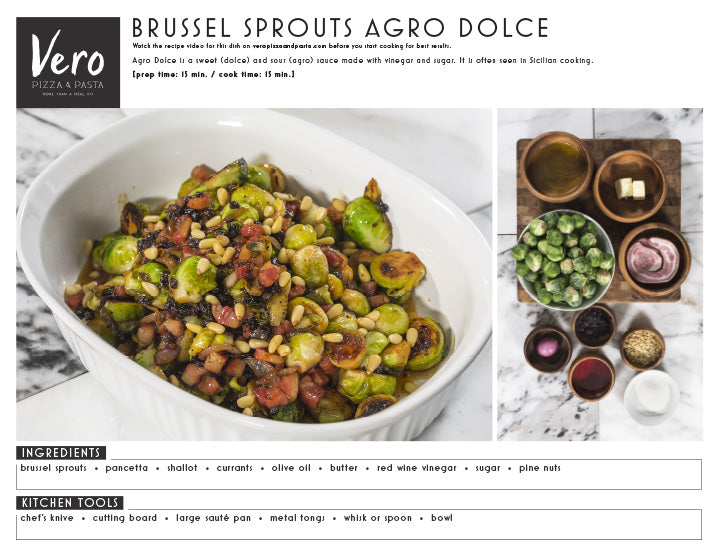 Brussel Sprouts Agro Dolce