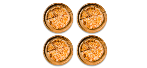 Kids' Pizza Party Kit for 4