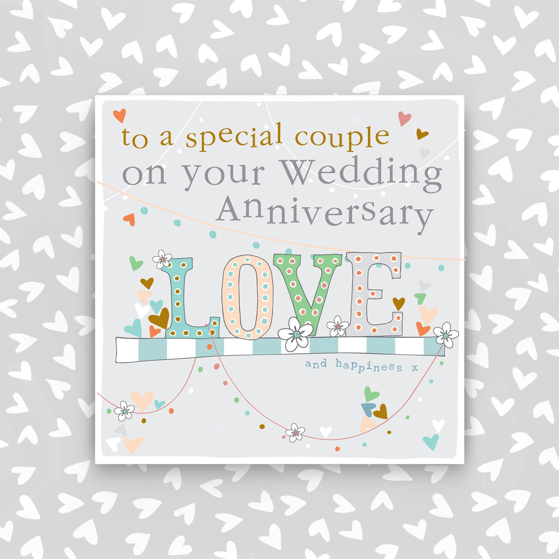Greeting card special couple anniversary molly mae special couple anniversary cb48 kristyandbryce Choice Image