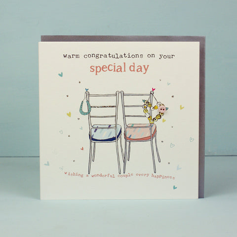 Congratulations on your Special Day