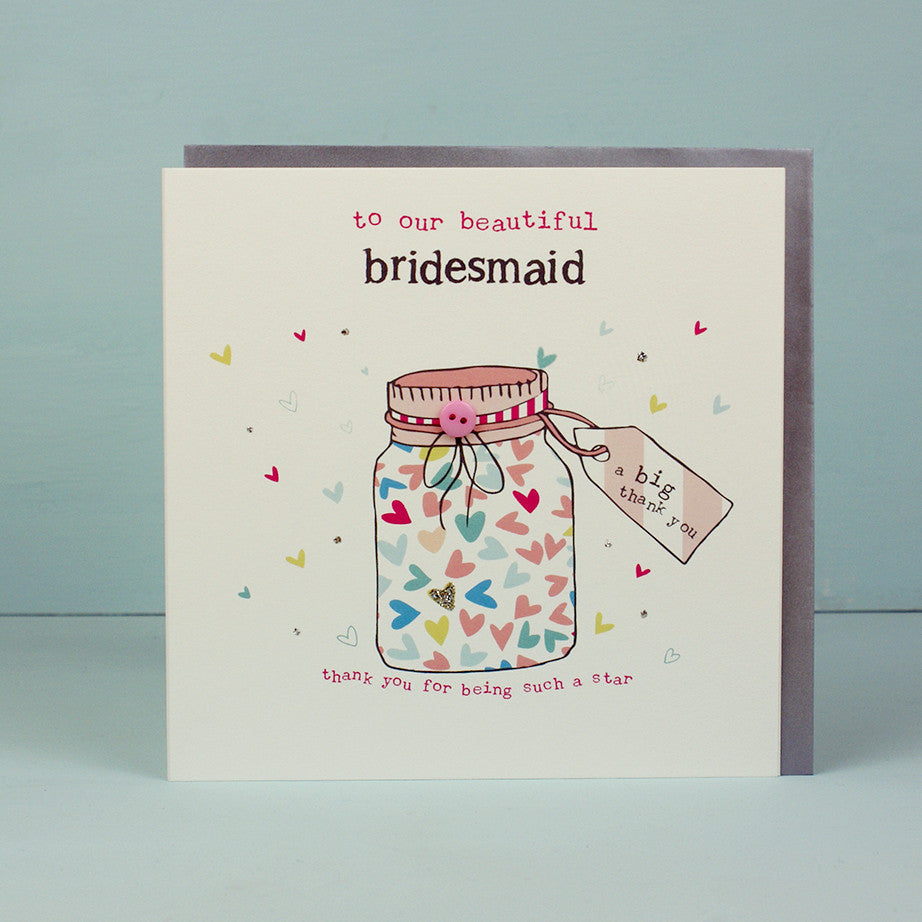 Beautiful Bridesmaid - Sweets