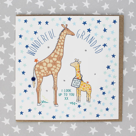 Wonderful Grandad - Giraffe (DT29)