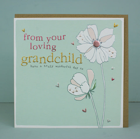 From your loving Grandchild