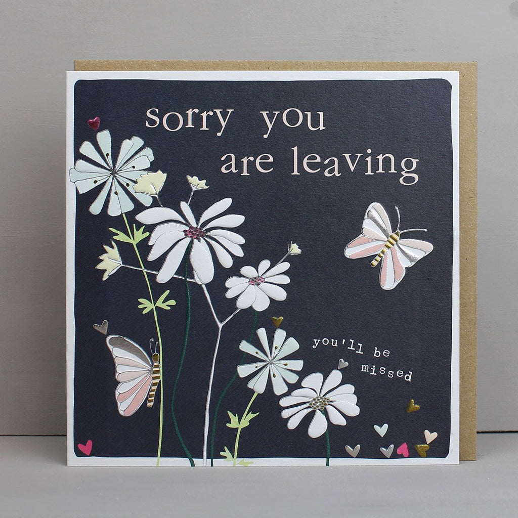 Sorry You Are Leaving (FB111)