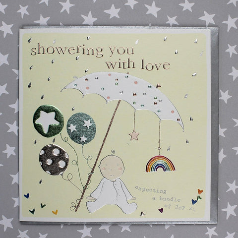 Showering You With Love - Baby shower (FB119)