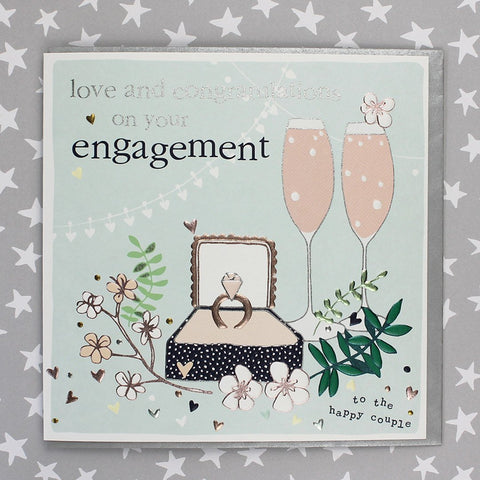 Congratulations On Your Engagement (FB124)