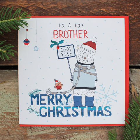 Brother - Happy Christmas (FH18)