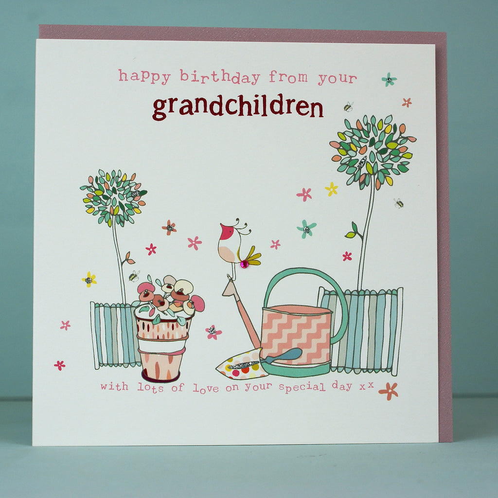 Happy Birthday from your grandchildren - female