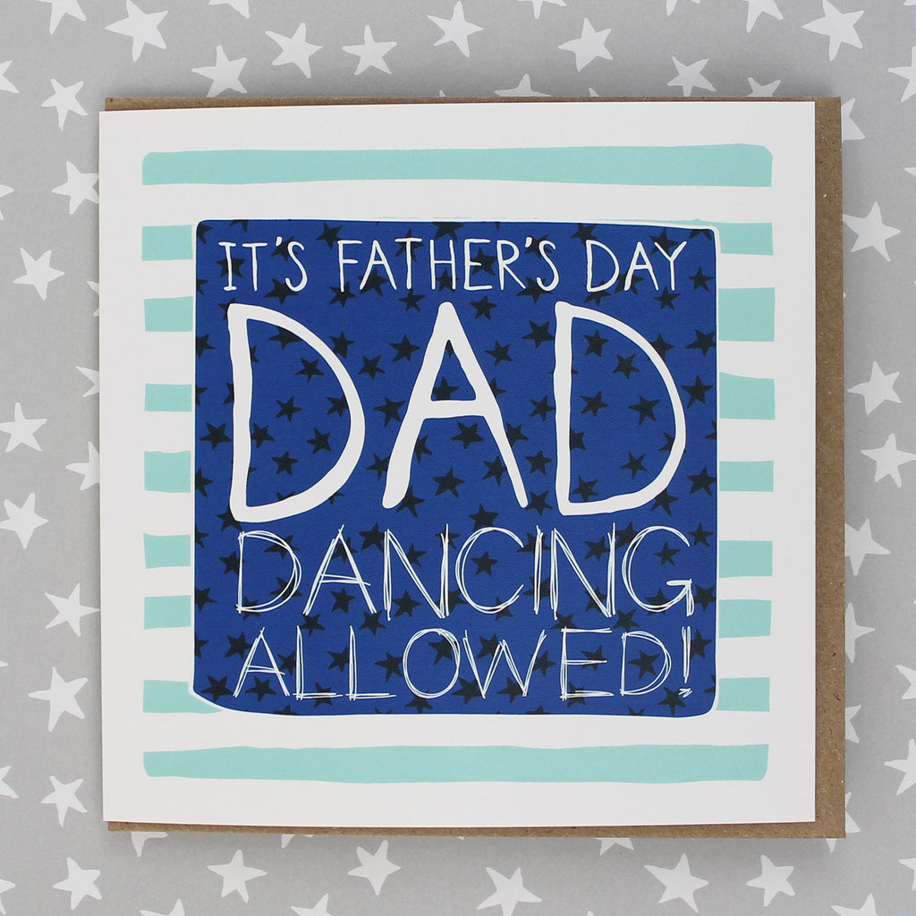 It's Father's Day, Dad Dancing Allowed! (IR108)