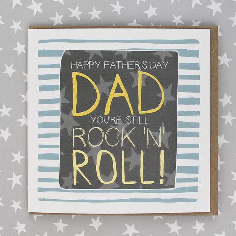 Happy Father's Day, Dad you're still Rock 'n' Roll (IR109)