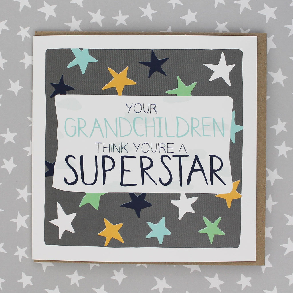 Your Grandchildren Think You're A Superstar (IR110)