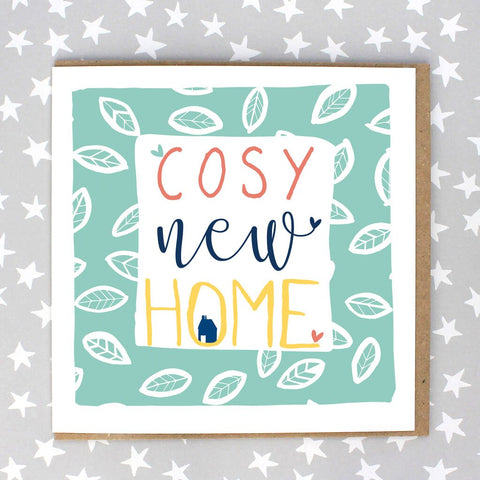 Cosy New Home Card (IR191)
