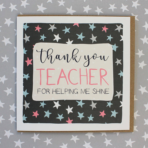Thank You Teacher (IR59)