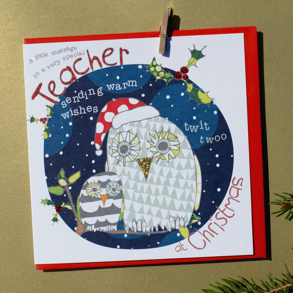 Happy Christmas - Teacher