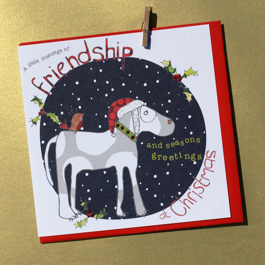 Happy Christmas - Friendship