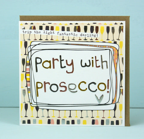 Happy Birthday - Prosecco