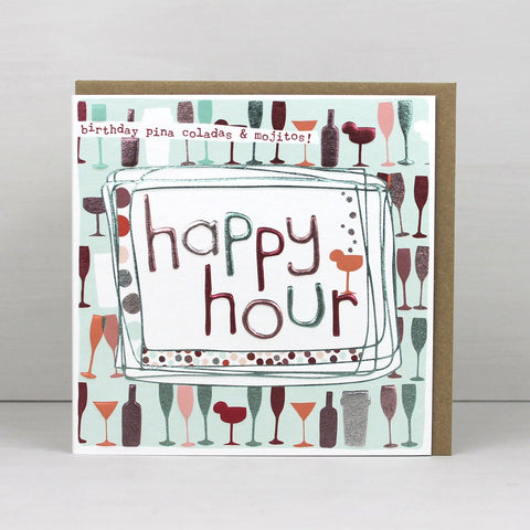 Happy hour - cocktails