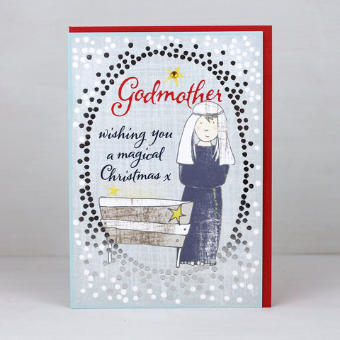 Christmas - Godmother