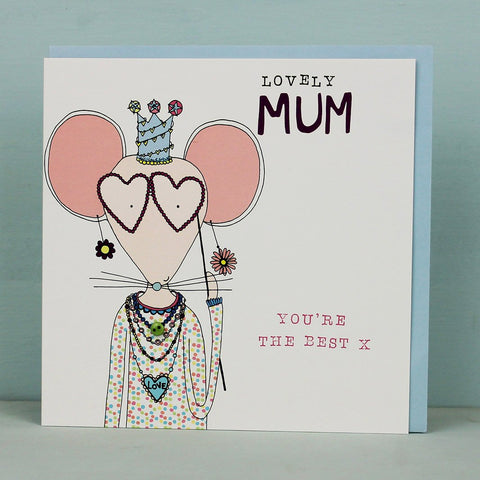 Mother's Day - Lovely Mum