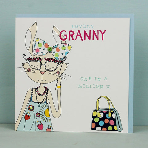 Lovely Granny - one in a million