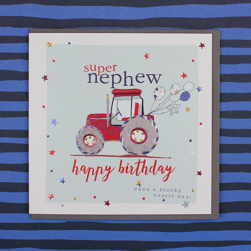 Nephew Birthday Card (TC82)