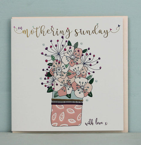 Mothering Sunday - Flower pot
