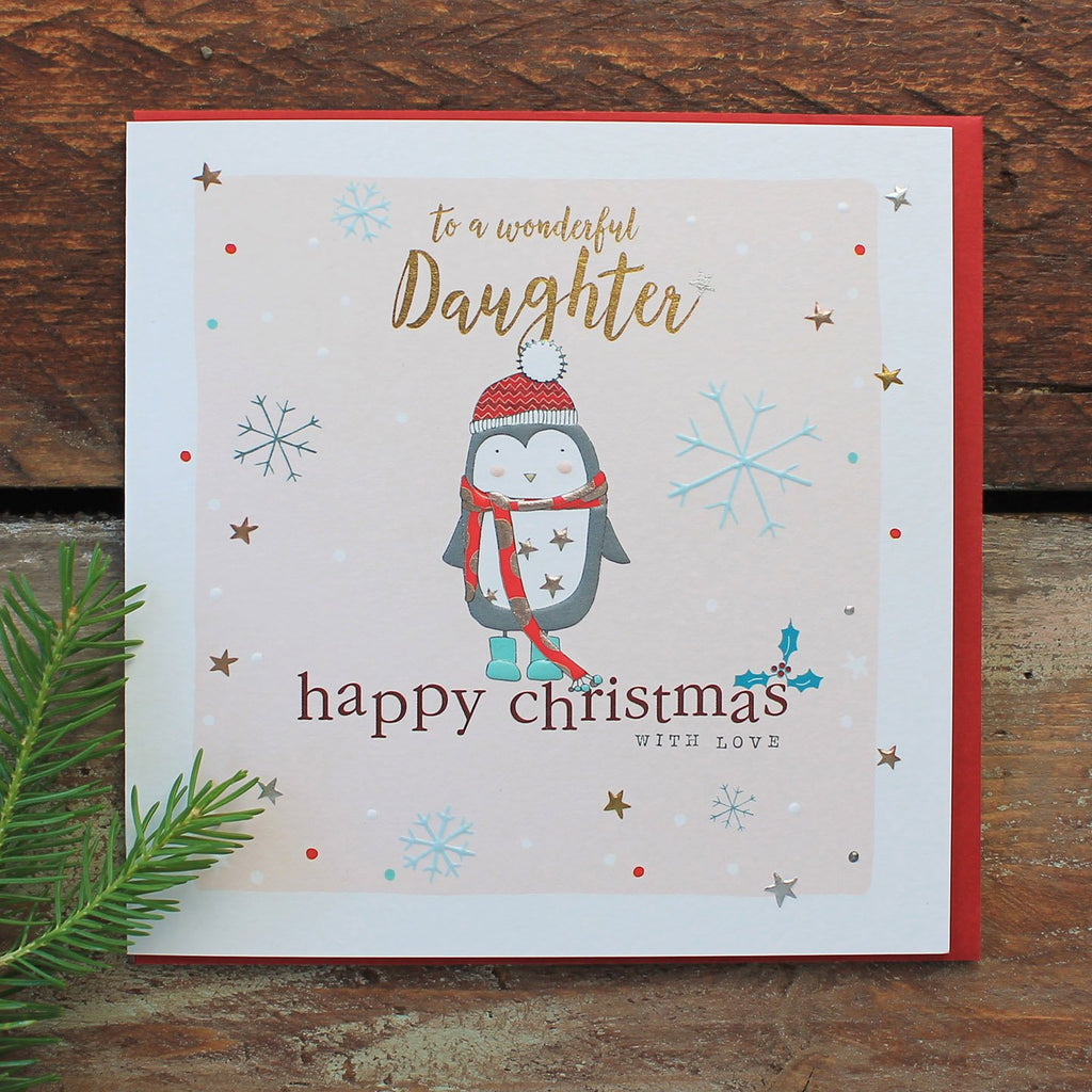 Daughter - Happy Christmas (YC07)