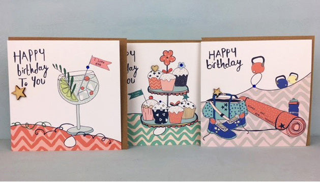 Cards to send birthday wishes