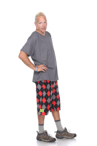 Mens Fleece Shorts - Clark