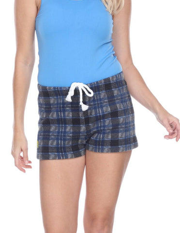Ladies Duke Fleece Shorts - Tahoe