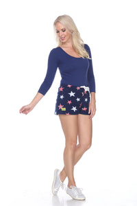 Ladies Duke Fleece Shorts - Freedom