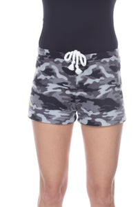 Ladies Duke Fleece Shorts - Rubicon