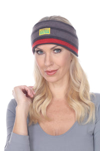 Roswell Fuzzy Fleece Headband