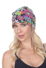 Load image into Gallery viewer, Fleece Beanie - Wild Flower