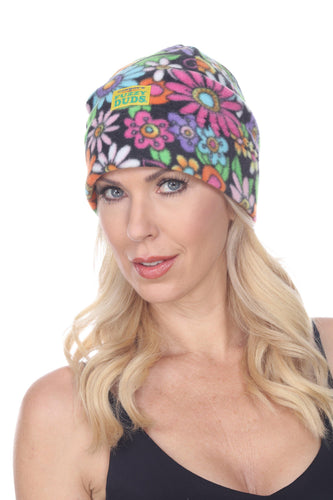 Fleece Beanie - Wild Flower