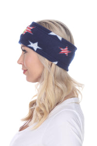 Fleece Headband - Freedom
