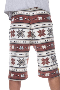 Mens - Red Aztec
