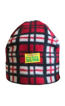 Johnson Fuzzy Fleece Beanie Hat