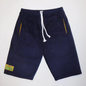 Mens - Navy with Yellow Pockets