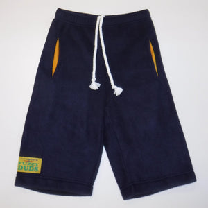 Youth - Navy with Yellow Pockets