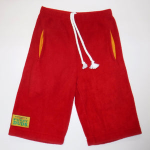 Youth - Red with Yellow Pockets