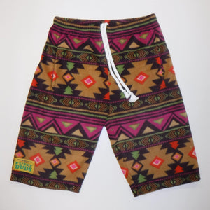 Mens Fleece Shorts - Wakanda