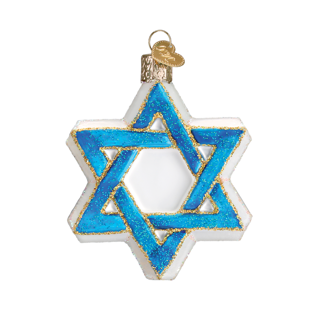 Star of David Ornament – It\'s Ornamental!