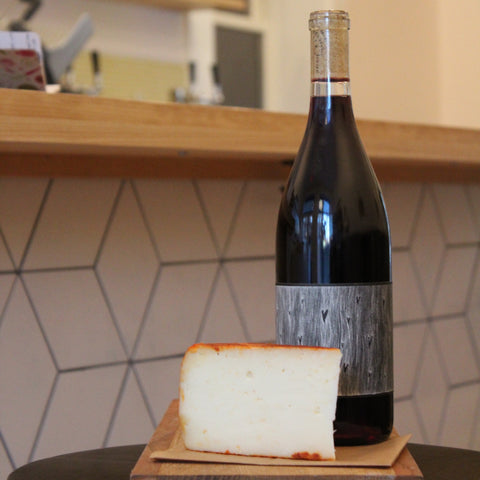 Cheese and Wine of the Month- 12 month- $50 per month