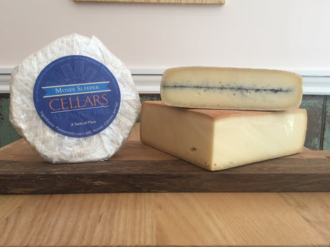 Cheese of the Month to Share- 3 month- $60 per month