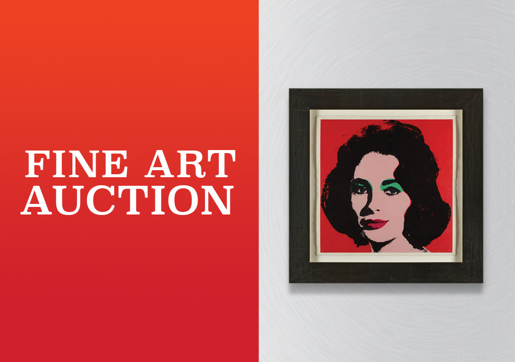Martin Lawrence Galleries - Costa Mesa Auction